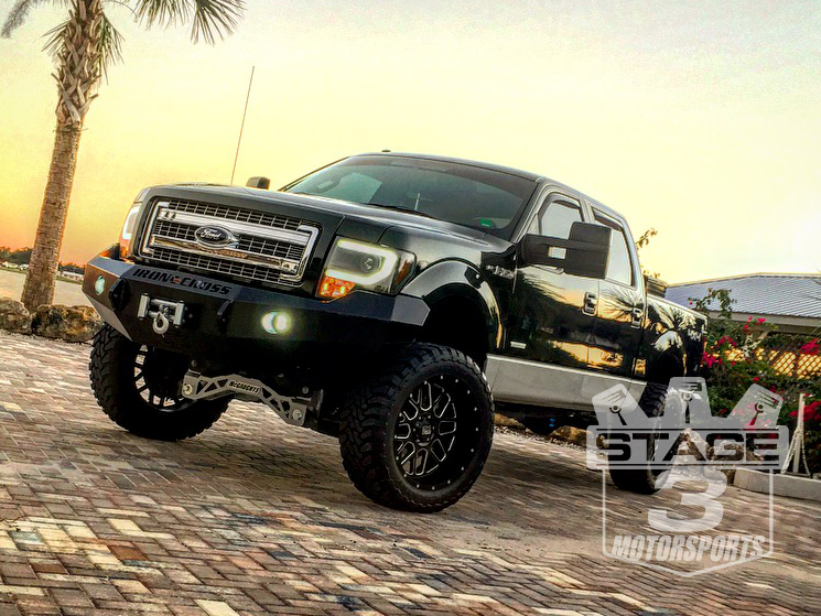 "2009-2014 F150 4WD McGaughys 6.5"" Lift Kit w/ Shocks 57050"