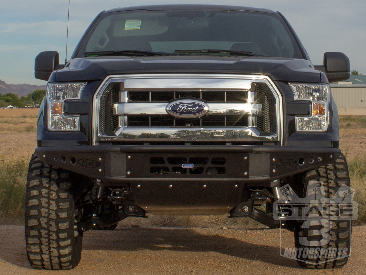 First Look At Add S 2015 2016 F150 Venom Front Off Road