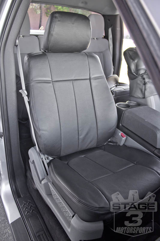 2016 Ford F150 Seat Covers