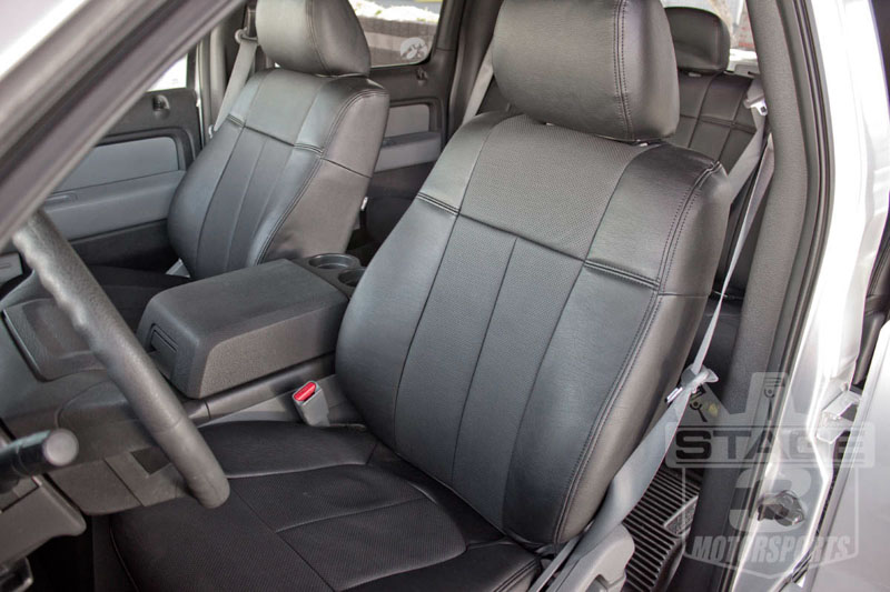 f150 seat leather covers clazzio 2009 submit stage3motorsports