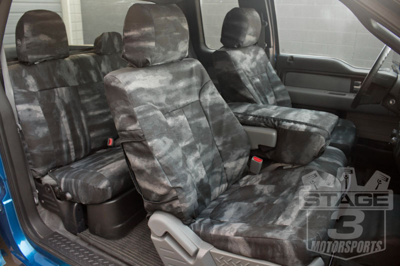 Tactical Truck Seat Covers