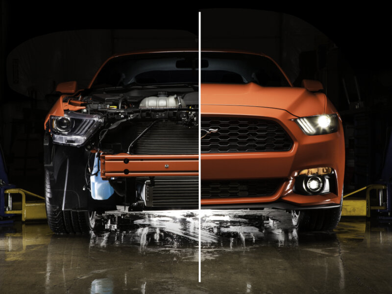 2015 2017 Mustang 2 3l Ecoboost Cobb Tuning Front Mount
