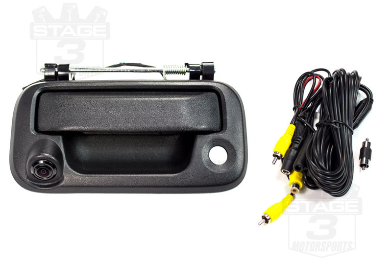 Aftermarket Rear View Camera >> 2009-2014 F150 Tailgate Handle Color Back Up Camera ...