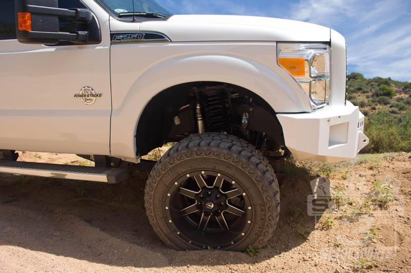 Stage 3's 2014 F250 Project Truck