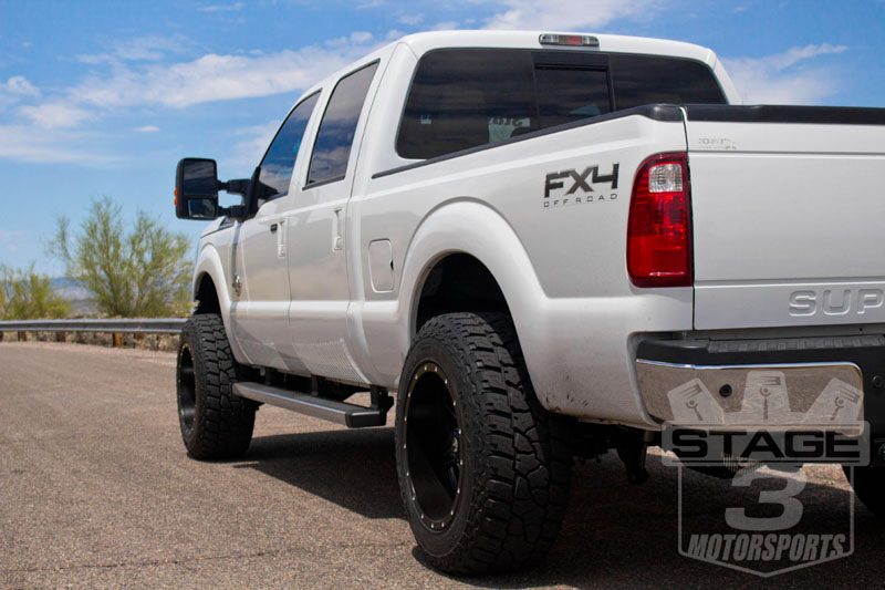 stage 3 s 2014 f250 6 7l project ice box project truck
