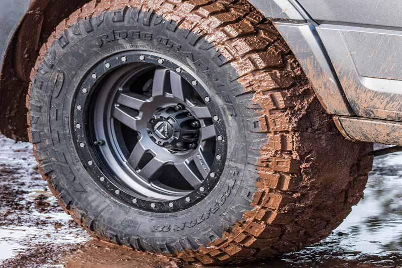 LT295/70R18 E Nitto Ridge Grappler M/T-A/T Hybrid Radial ...