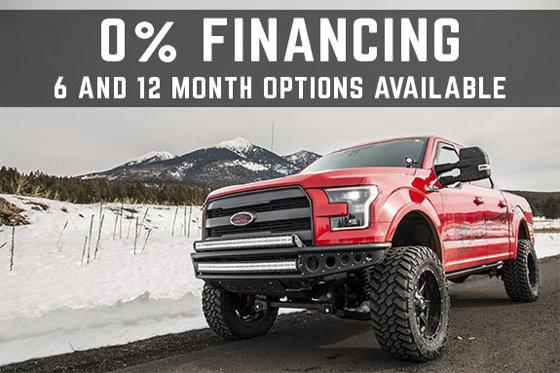 Stage 3's 0% Financing!