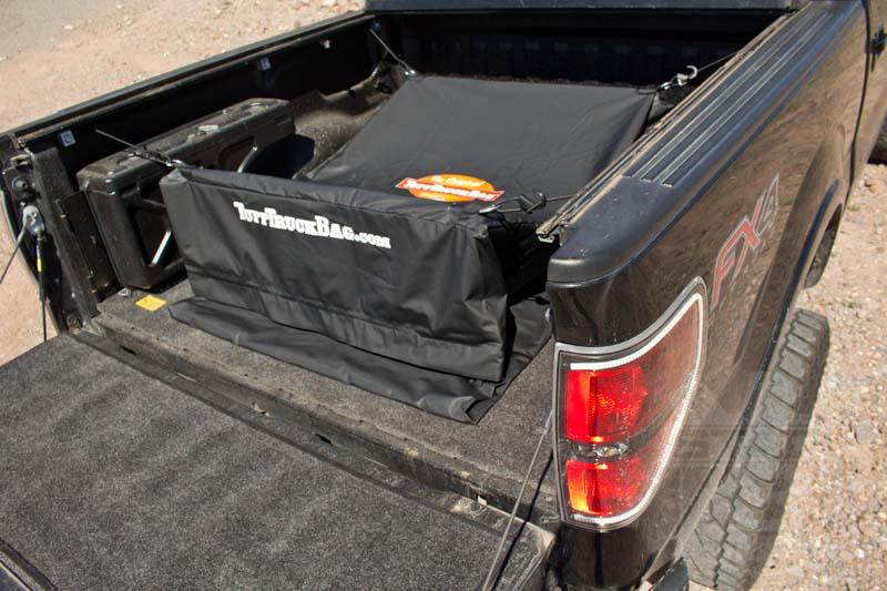 Ford F150 Super Duty >> F150 & Super Duty Tuff Truck Cargo Bed Storage Bag - Black TTBBLK