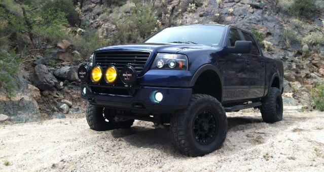 2007 Lifted F150 Fx4