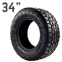 34 Inch Tires