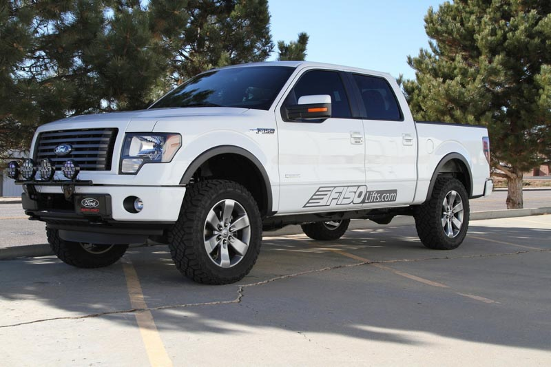 2009 2013 f150 halo lifts boss ultimate 0 3 coilover lift kit bossuk0913