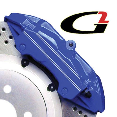 G2 Brake Caliper Paint System G2bcp