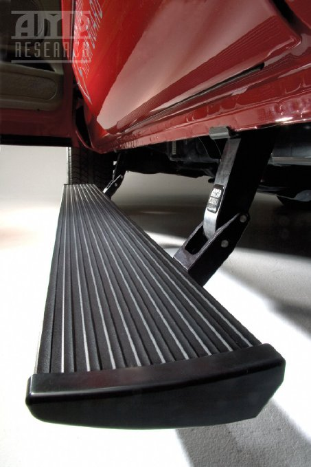 2002-2003, 2008-2014 F250 & F350 AMP Research PowerStep Running Boards 75134-01A