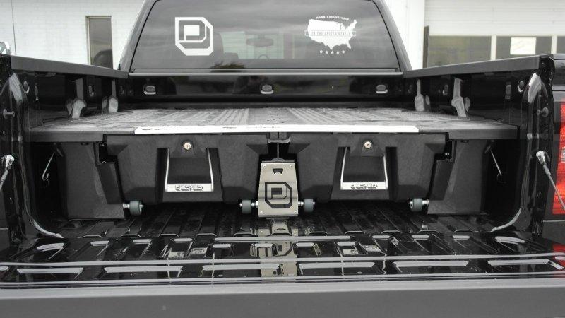 2004 2014 F150 Decked Truck Bed Sliding Storage System