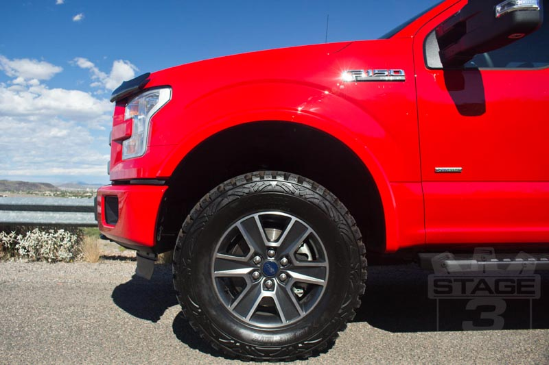 2014 2018 F150 4wd Fox Stage 1 Suspension Package Fox