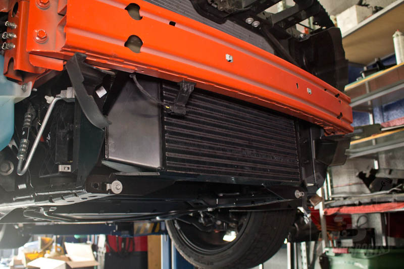 2015 Mustang EcoBoost Full-Race Intercooler Upgrade Now