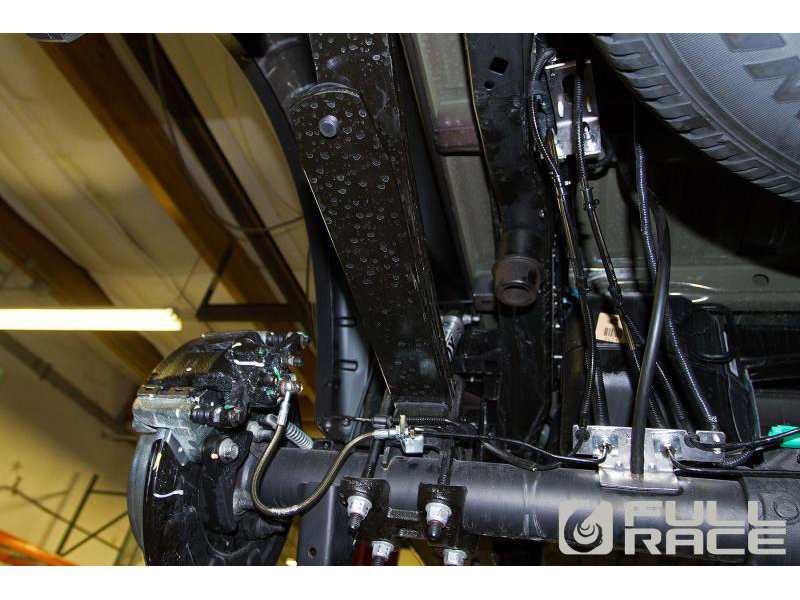 Kevlar Brake Lining : F ecoboost full race kevlar brake line kit