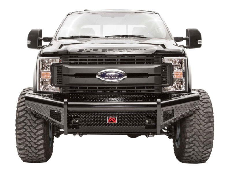 All of our off road bumpers add a tougher more aggressive look to your super duty but they offer varying degrees of functionality to suit specific needs