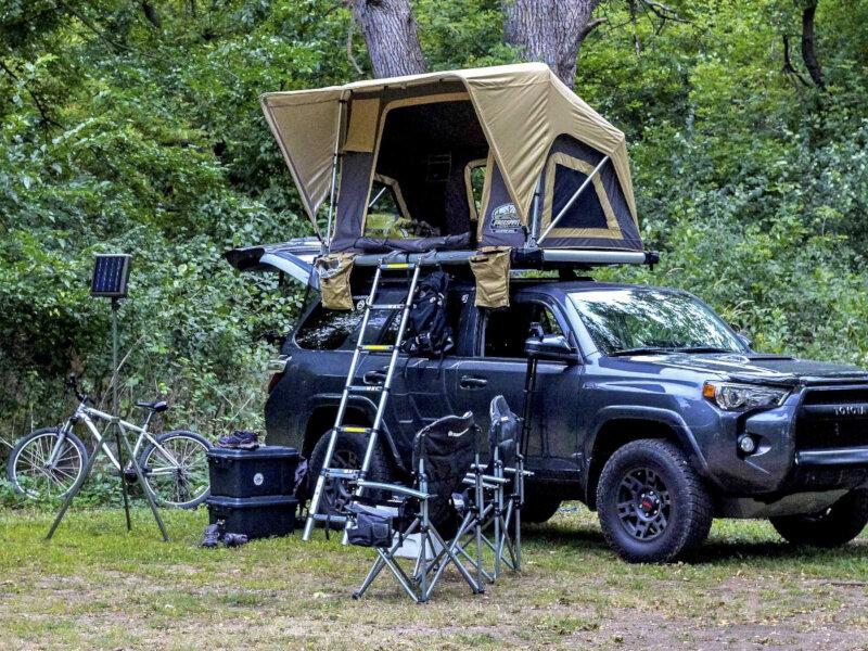 Freespirit Recreation M55 Adventure Series Rooftop Tent 2