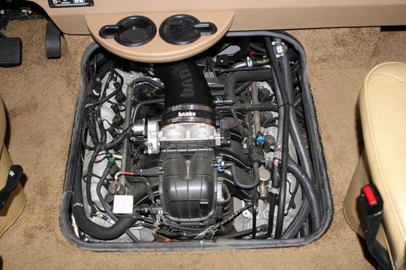 2011 2015 Class A Motorhome 6 8l V10 Banks Power Pack