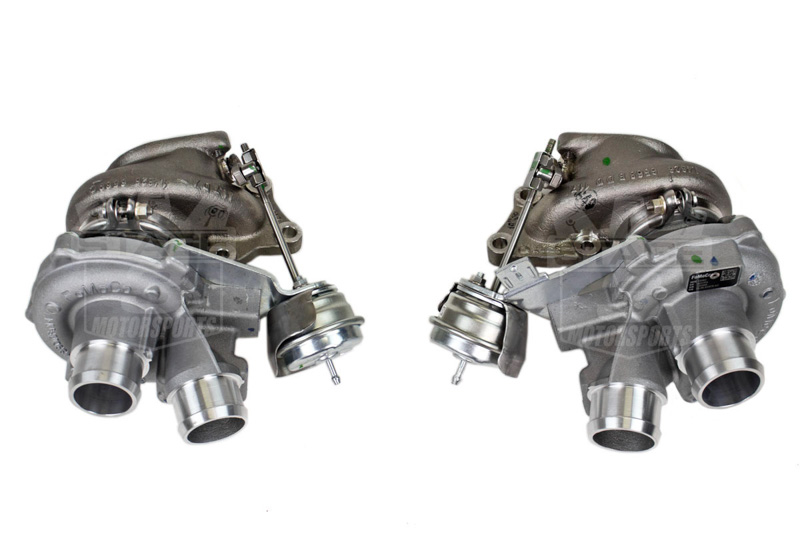 2011-2012 F150 EcoBoost HTT Turbocharger Upgrade