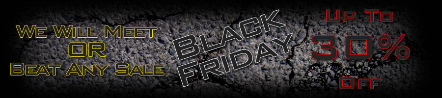 Stage 3's Black Friday & Cyber Monday Sale 2013!