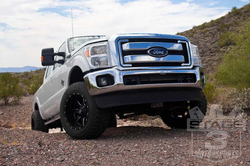 2005 2016 F250 Amp F350 4wd Icon 2 5 Quot Stage 1 Lift Kit K62500