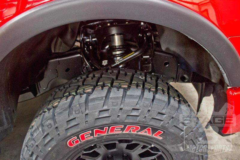 "2013 F150 Lift Kit >> 2009-2013 F150 4WD ICON 0-3"" Lift Kit - Stage 1 93001"
