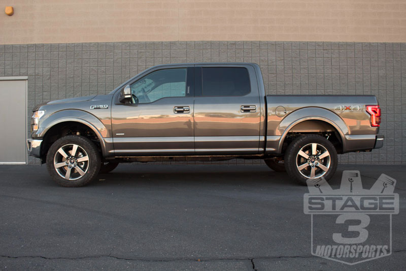 2015 2019 F150 4wd Icon Stage 1 0 2 5 Suspension System K93081