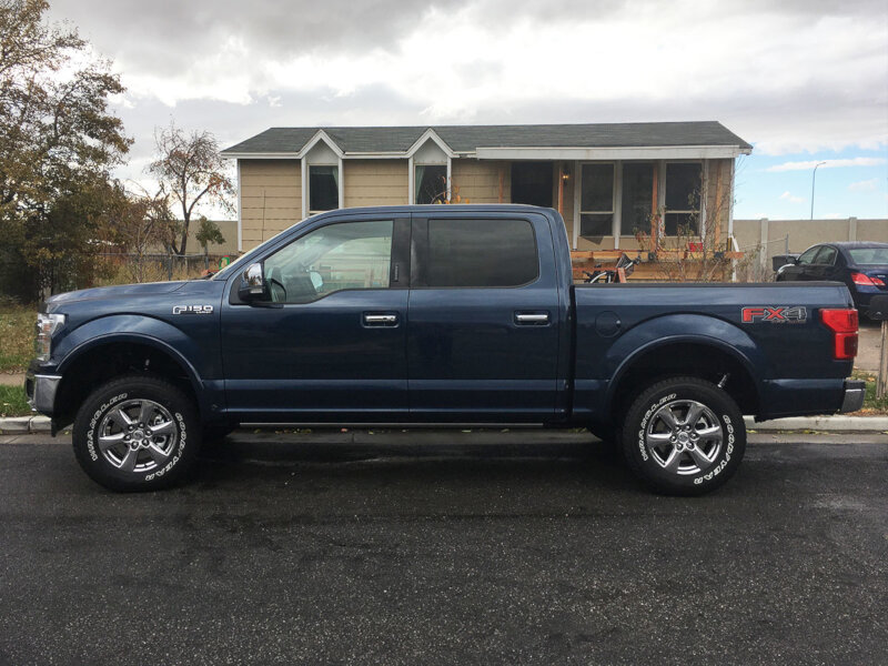 2015 2018 F150 4wd Icon Stage 2 0 2 5 Quot Suspension System