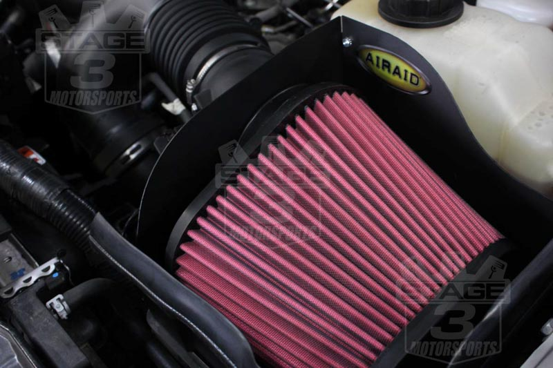 2011-2014 F150 3.7L Airaid Cold Air Intake Kit