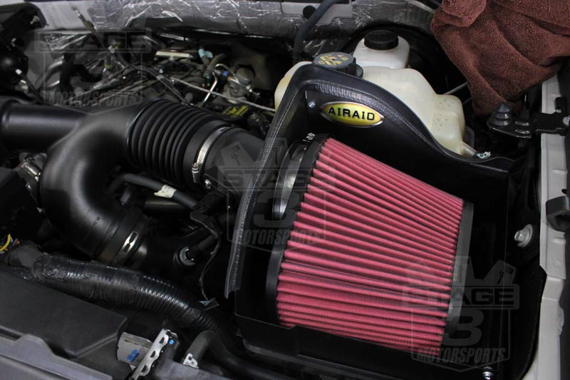 2011-2014 F150 EcoBoost Airaid Cold Air Intake