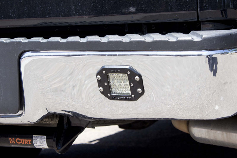 Rigid Industries D2 Pro LED Flush Mount Lights 511513