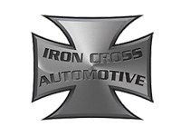 Iron Cross Bumpers