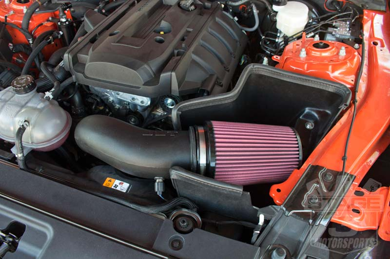 2015 Mustang 2.3L EcoBoost JLT Cold Air Intake Kit