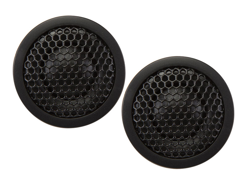 2013-2015 F150 Kicker 3/4-inch KS-Series A-Pillar Tweeters