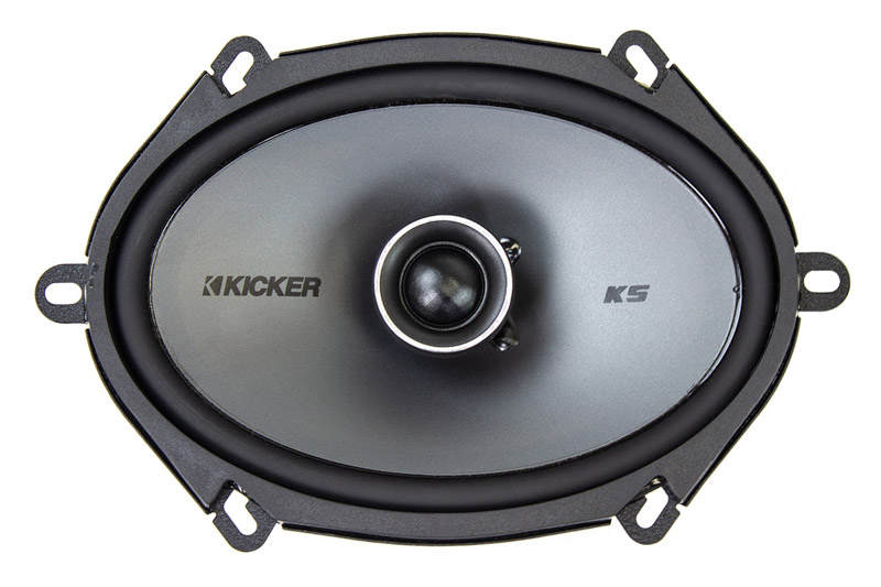 2004 2014 f150 kicker ks68 6x8 door speaker upgrade kit crewcab supercab ks68