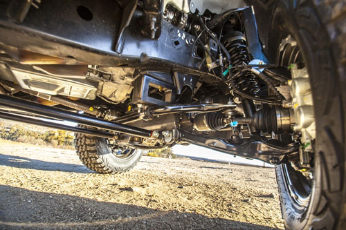 "2015-2017 F150 4WD Pro Comp Complete Basic 6"" Suspension ..."