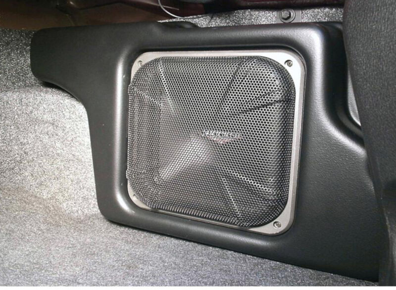 Stage 3's Kicker SoundGate SubStage Subwoofer Kit