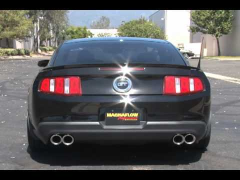 Quad Tip Exhaust On 2011 Gt Help Ford Mustang Forum