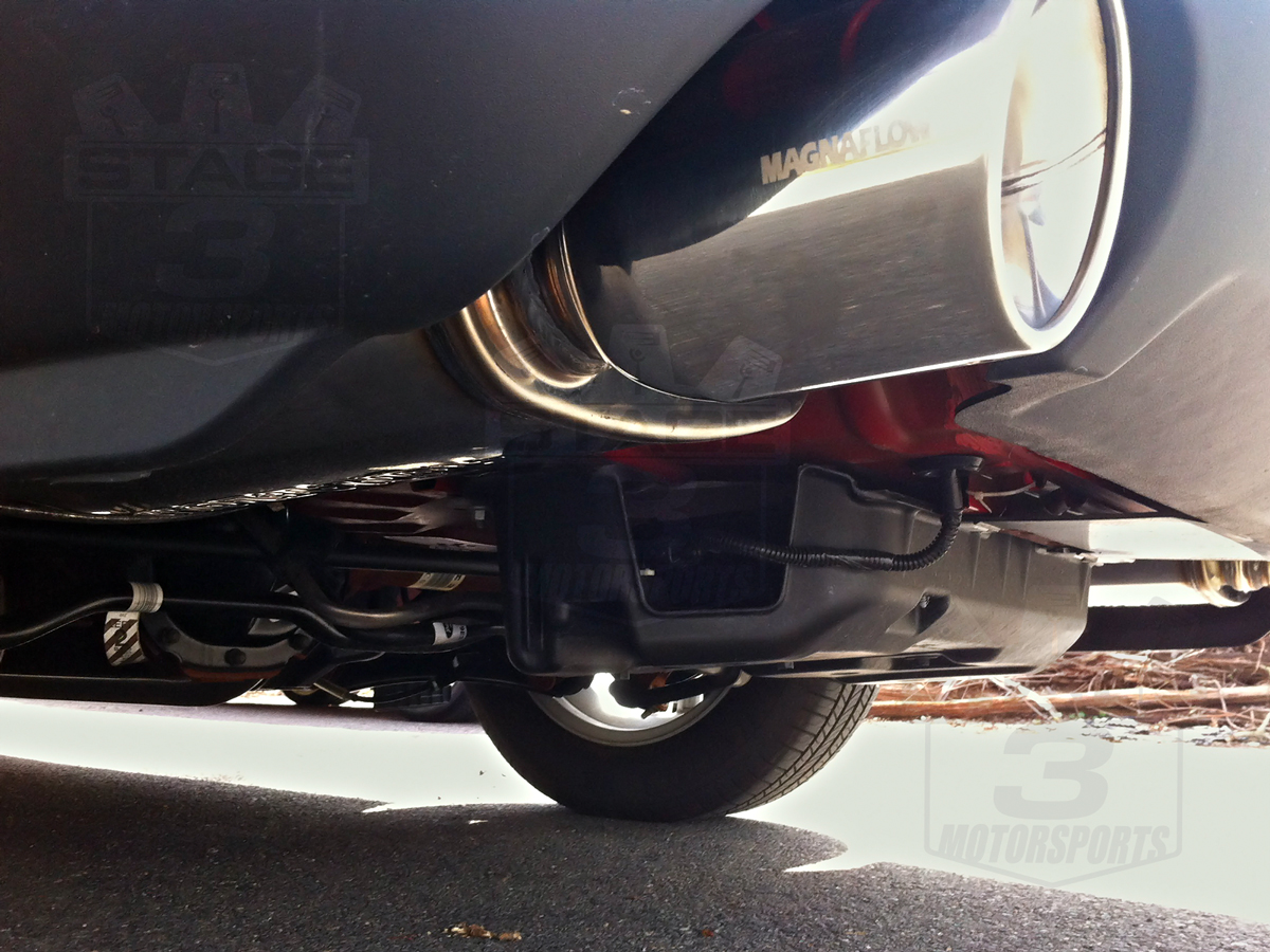 Stage 3's Magnaflow Cat-Back Exhaust