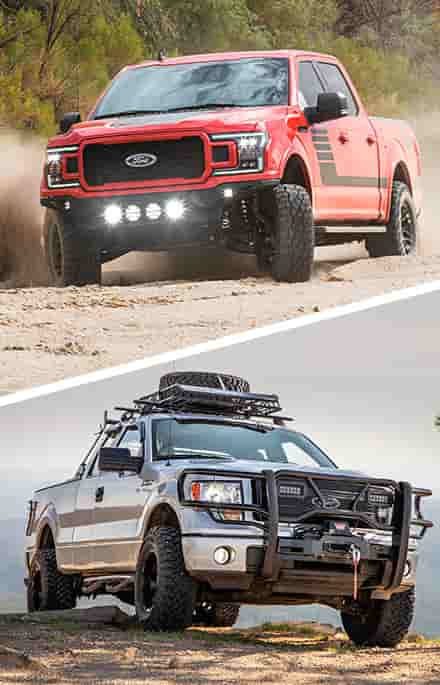 F150 Performance Parts & Accessories!