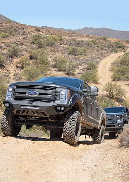 F250 & F350 Super Duty Performance Parts & Accessories!