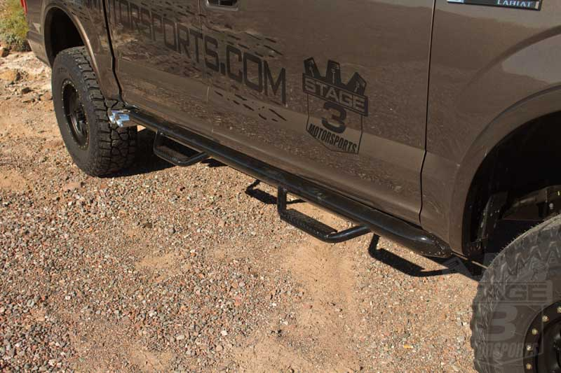 Stage 3 S 2015 F150 5 0l Desert Runner Project Truck