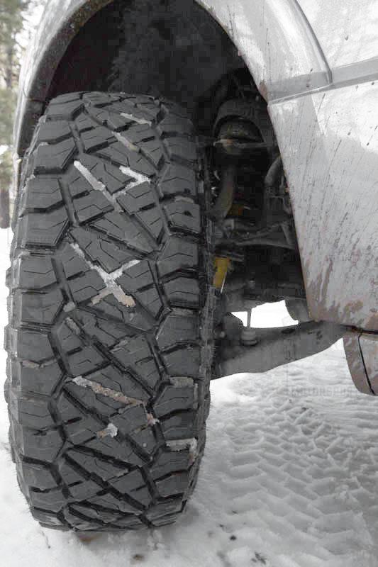 Best Tires For F150 >> LT295/70R18 E Nitto Ridge Grappler M/T-A/T Hybrid Radial ...
