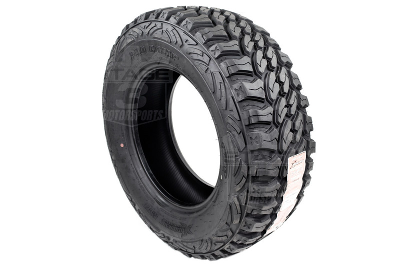 Lt295 65r18 Pro Comp Xtreme M T2 Radial Tire Pc 780295