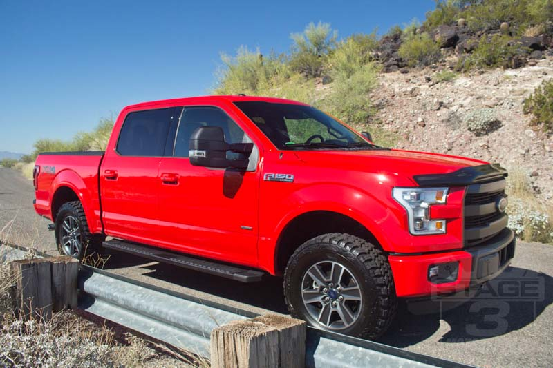 Stage 3's 2015 F150 Project Truck