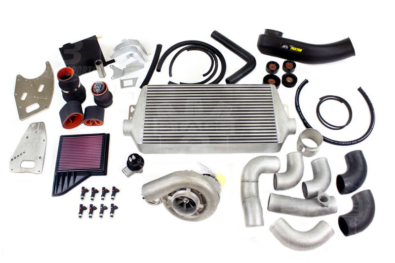 2011-2013 Mustang GT 5.0L Paxton NOVI 2200 Supercharger Kit w/ Charge