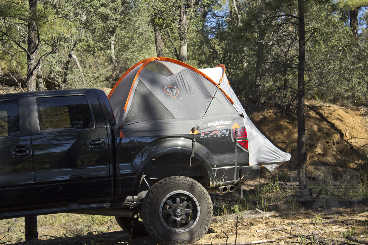 Stage 3 S Rightline Gear Truck Tent