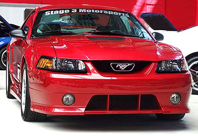 Stage 3's 2000 Mustang GT Roush Clone Project Car